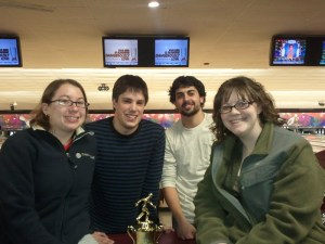 Our Bowling Team!