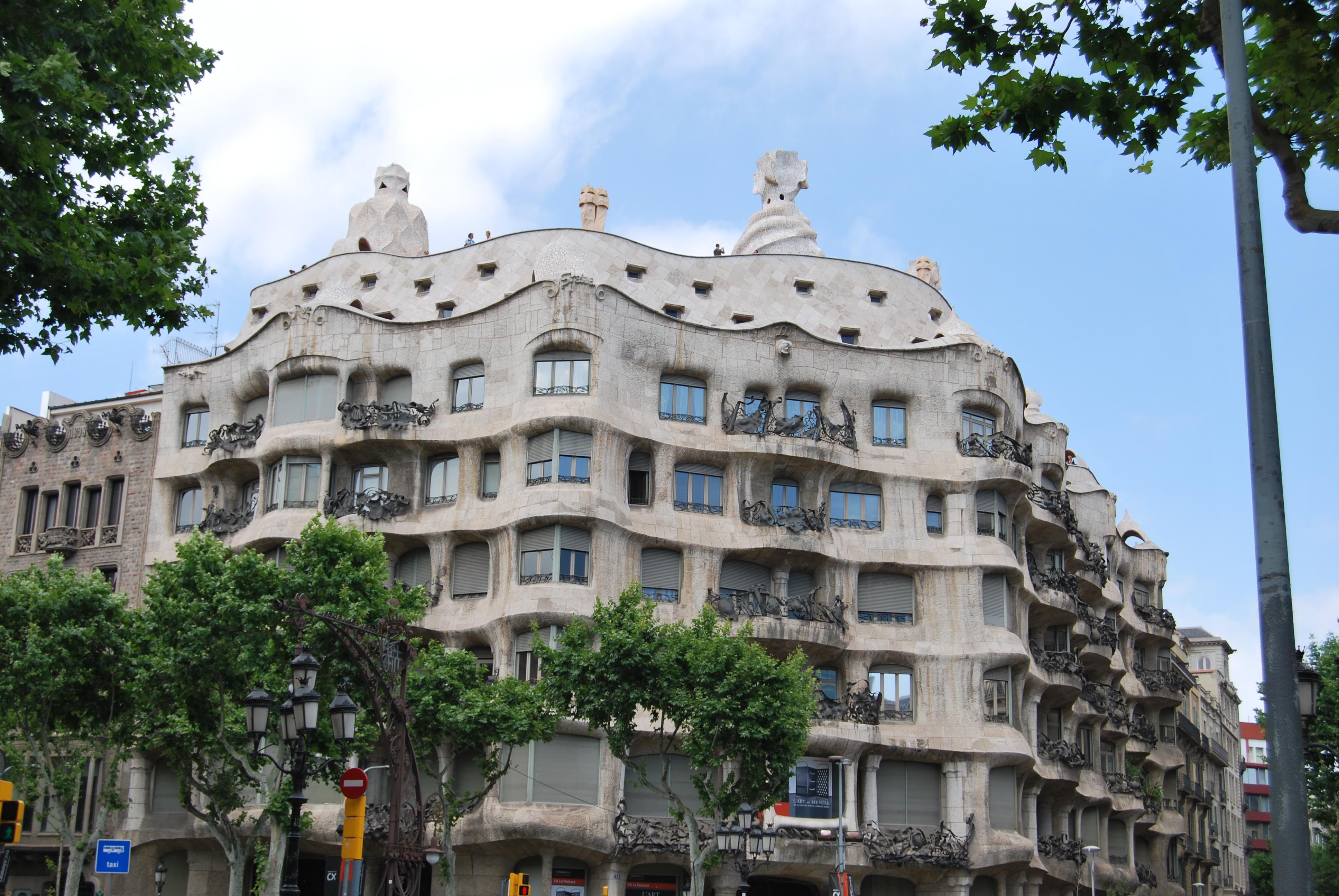 Casa batllo casa mila awesome casa batll facade skip the line with casa batllo casa mila - Casa mila or casa batllo ...
