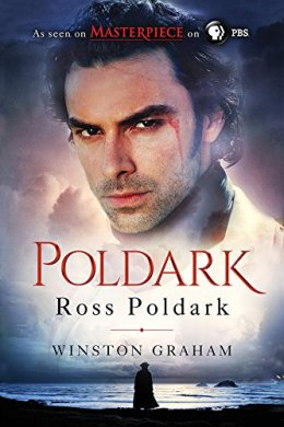 Ross Poldark Novel of Cornwall Winston Graham Sourcebooks cover 2015